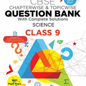 Oswaal CBSE Question Bank for Class 9 Science (Mar 2019 Exam)