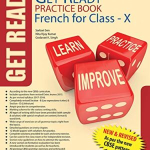 Get Ready Practice Book for Class 10th with Answer Key: As Per New Revised CBSE Syllabus