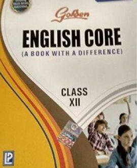 G12-4662-525-GOLDEN ENGLISH XII(CORE)
