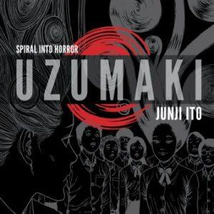 Uzumaki (3-in-1, Deluxe Edition): Includes vols. 1, 2 & 3