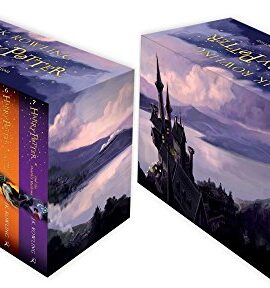 Harry Potter 7 Volume ChildrenS Paperback Boxed Set: The Complete Collection (Set of 7 Volumes)