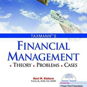 Financial Management-Theory/Problems/Cases (With CD)