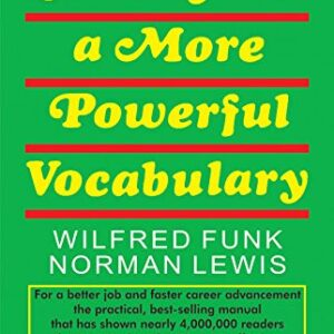 30 Days to More Powerful Vocabulary