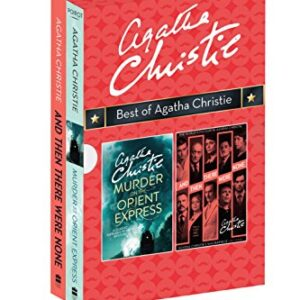 Best of Agatha Christie Box Set (And Then There Were None, Murder on the Orient Express)
