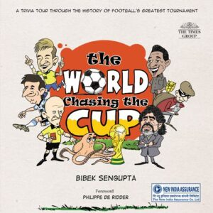 THE WORLD CHASING THE CUP