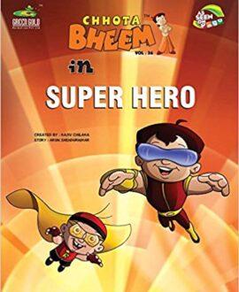 Chhota Bheem in Super Hero - Vol. 36