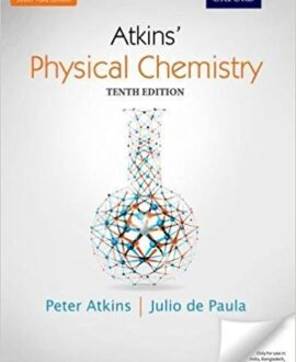 Physical Chemistry: Tenth Edition