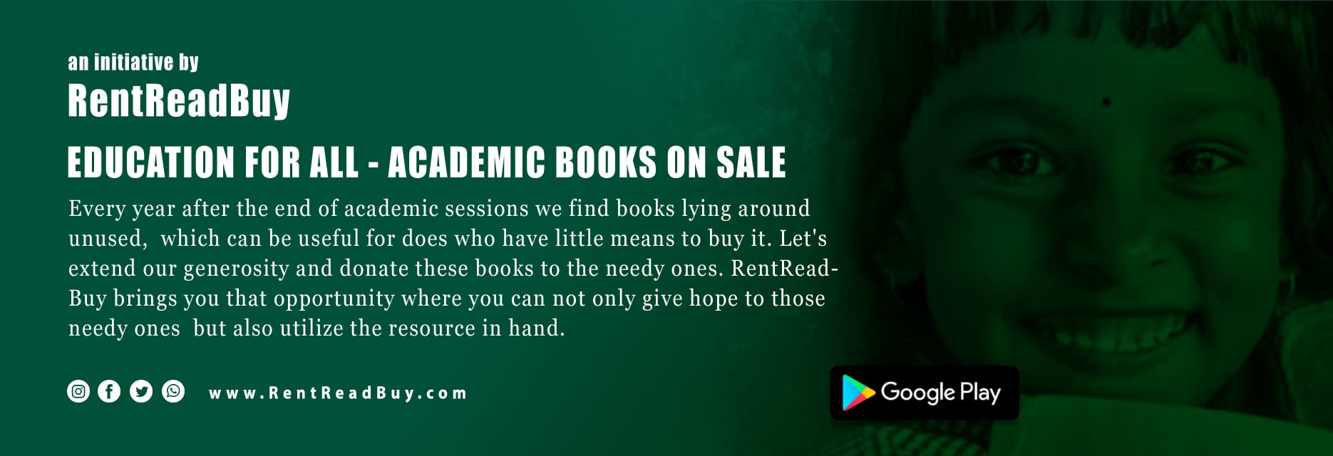 Education For All - Academic Books on Sale