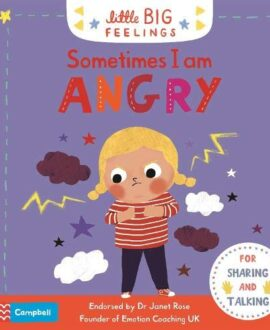 Sometimes I Am Angry (Little Big Feelings) {Board Book}