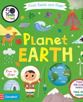 Planet Earth (First Facts and Flaps) {Board Book}